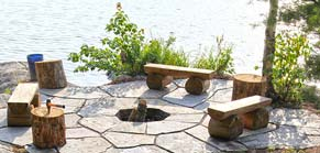 firepits & outdoor fireplaces 1