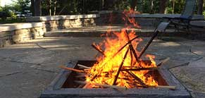 firepits & outdoor fireplaces 7